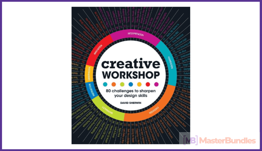 Creative Workshop 80 Challenges to Sharpen Your Design Skills. Birthday Gifts for Artists