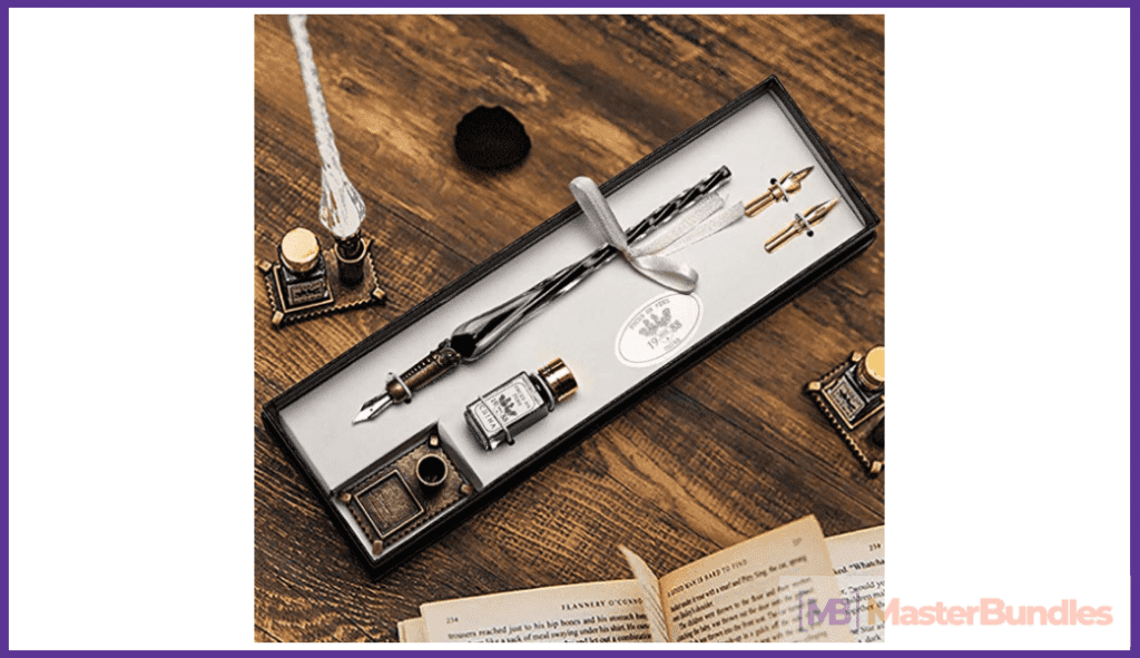 Dip Calligraphy Pen. Valentine's Day Gifts for Artists