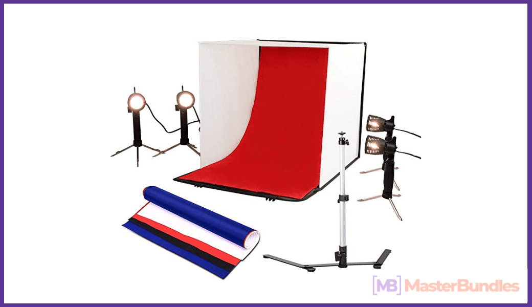Softbox Light Tent. Gifts for Artists