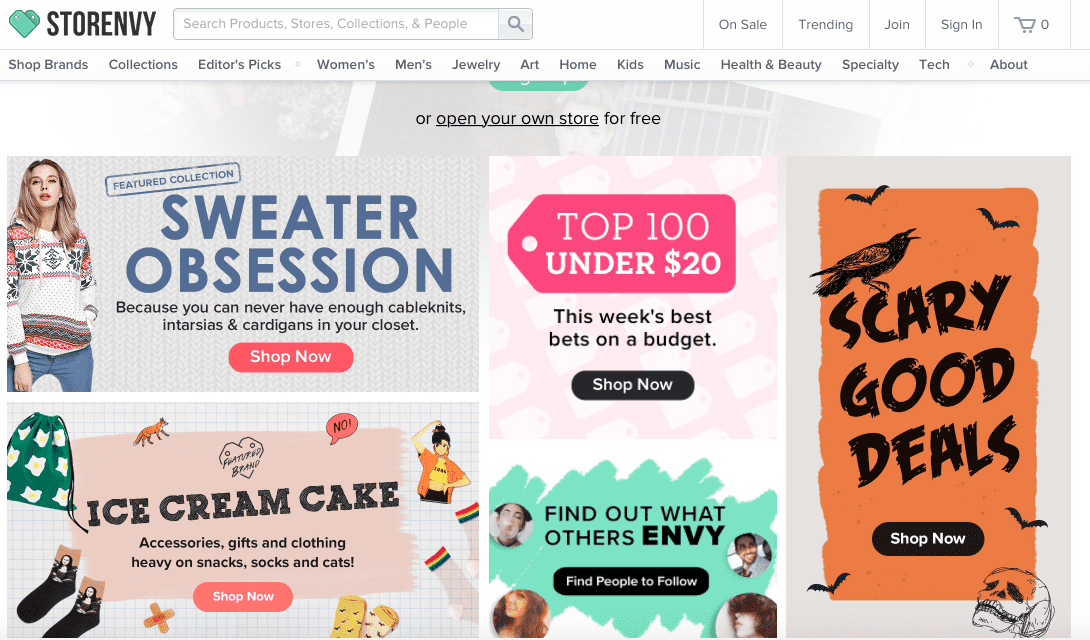 Sell Your Design Work Online. Top 30 Places in 2020 - Screen Shot 2019 10 18 at 09.47.28