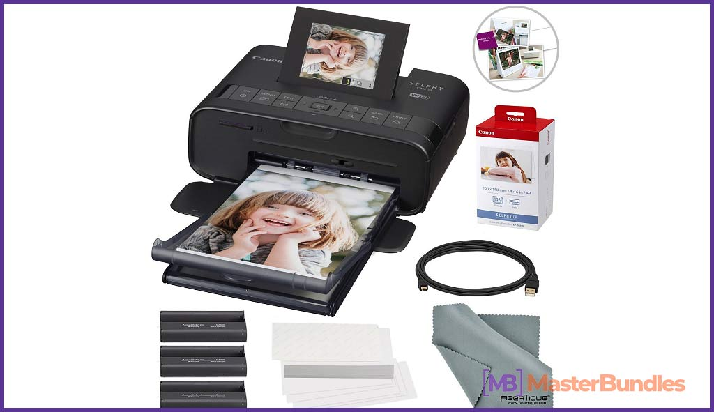 Canon Selphy CP1200 Printer.  Best Gifts Ideas For Photographers