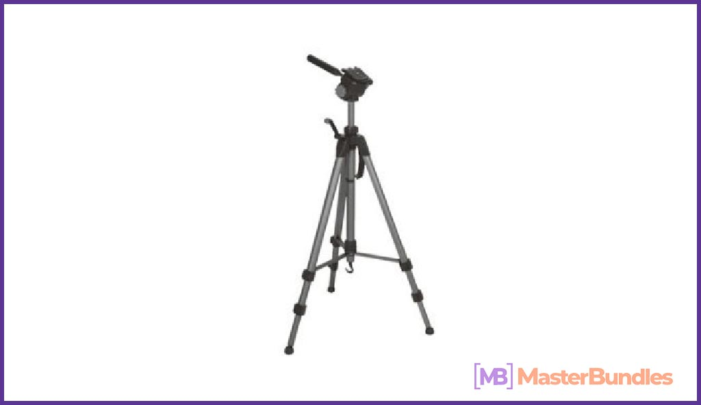 Digital Concepts TR-9 50″ Photo/Video Tripod