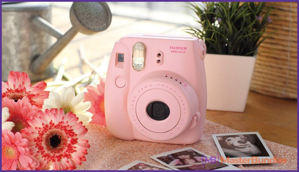 Fujifilm Instax Mini 8 Instant Film Camera.  Best Gifts For Photographers