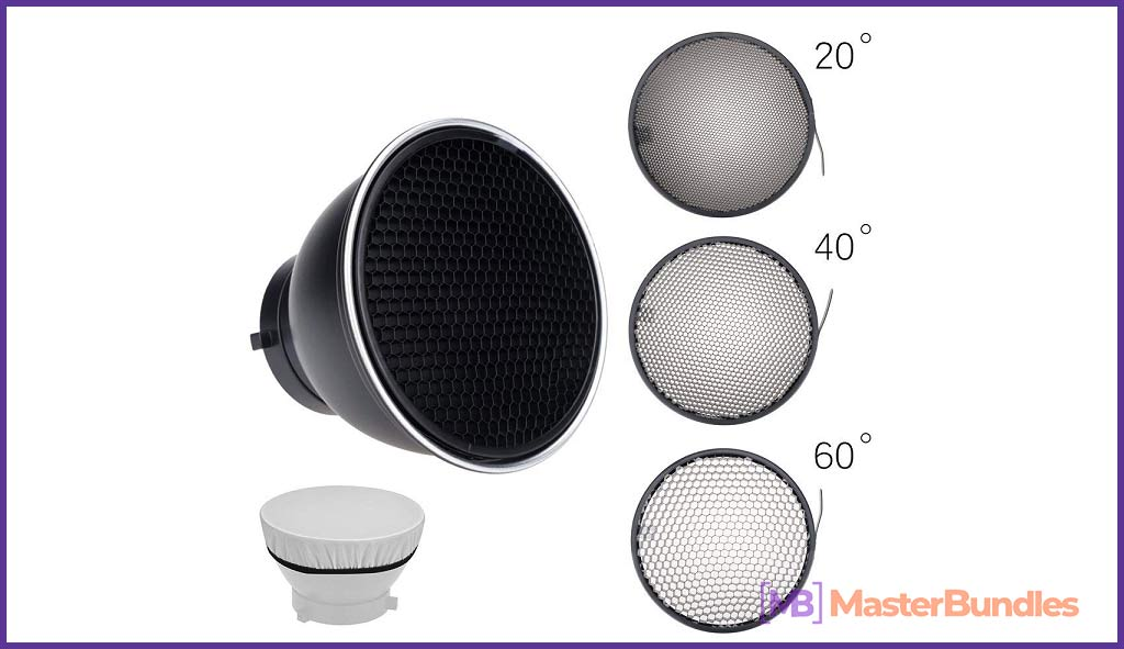 Godox Standard Reflector. Best Gifts Ideas For Photographers