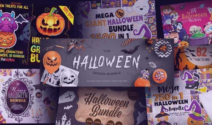Halloween Design Bundles.