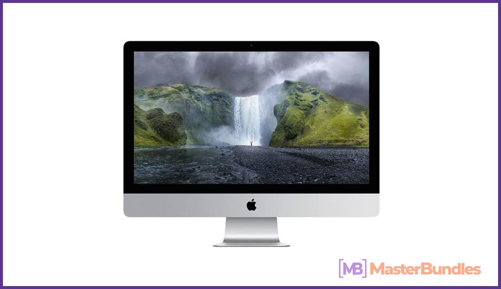 iMac cRetina 5K Display.