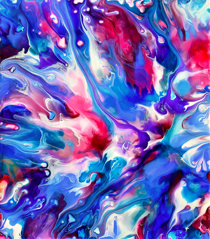 Fluid Art Tutorial: How to Do Acrylic Pouring - image1 2
