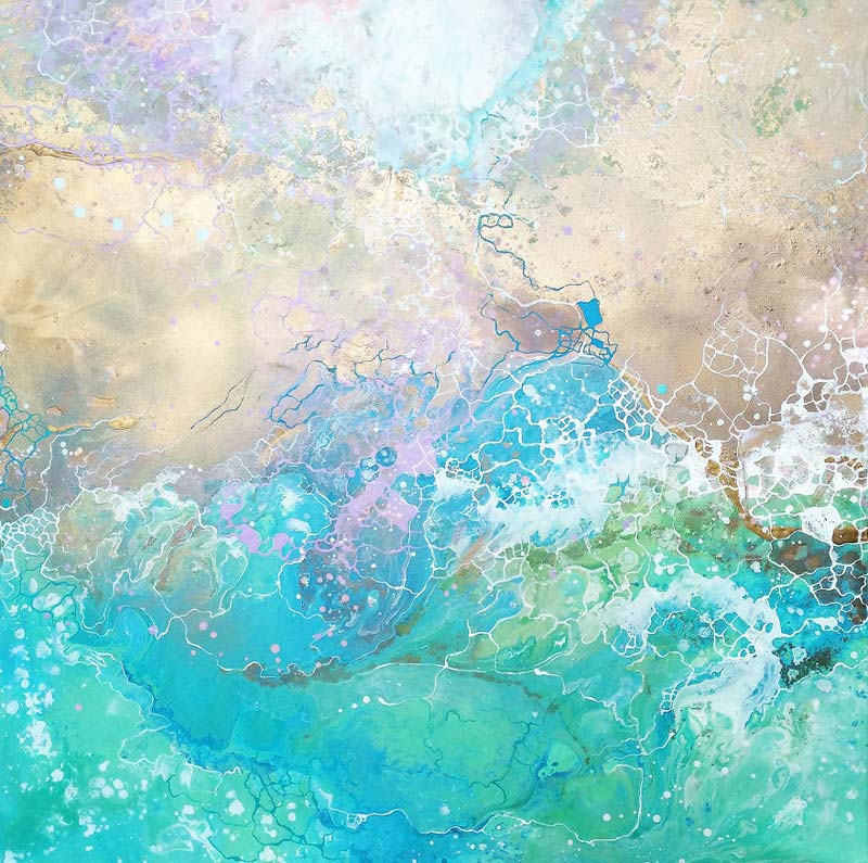 Fluid Art Tutorial: How to Do Acrylic Pouring - image9