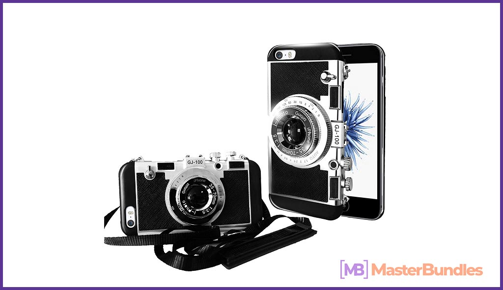 iPhone 6 6s Camera case