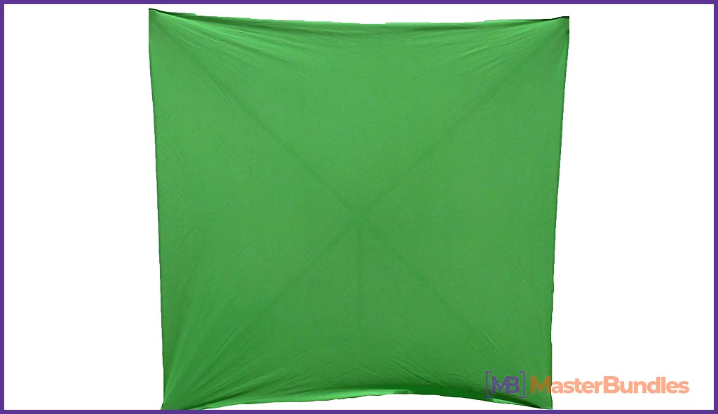 Photo Lighting Studio Chromakey Green Screen
