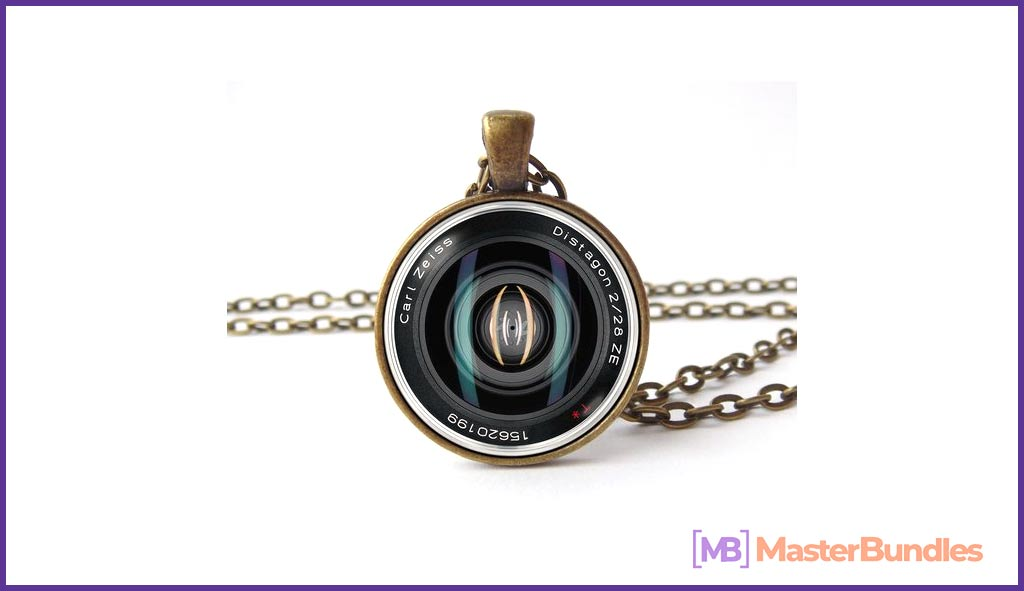 Photographer's Necklace