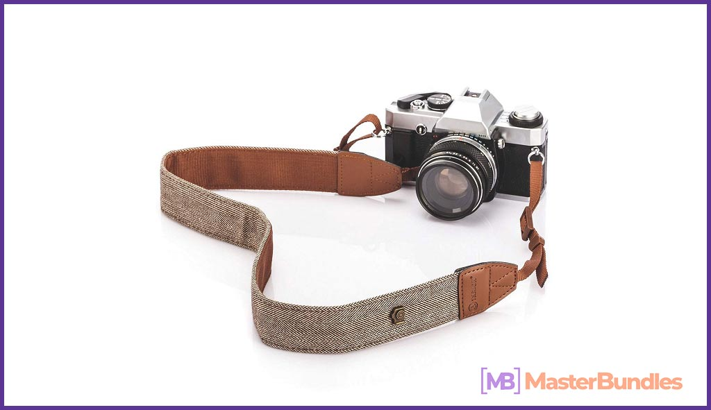 TARION Camera Shoulder Neck Strap Vintage Belt