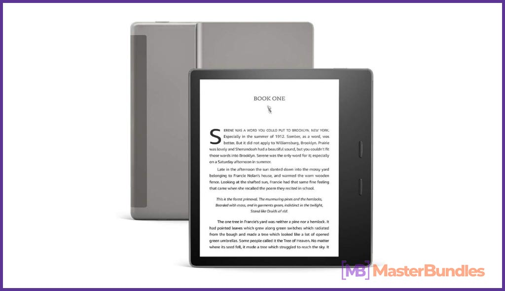 All-new Kindle Oasis - With Adjustable Warm Light and Special Offers