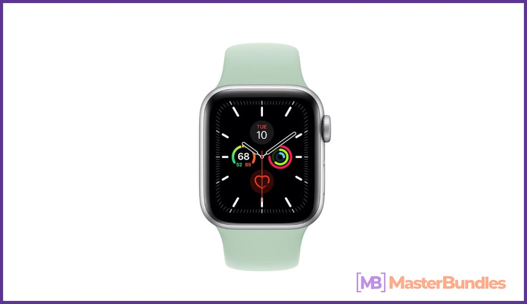 Apple Watch. Birthday Gift Ideas for Graphic Designer.