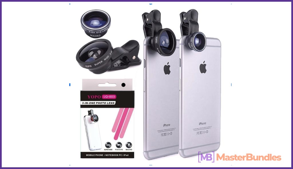 iPhone Lens for 6 6s 7 Plus Fish Eye