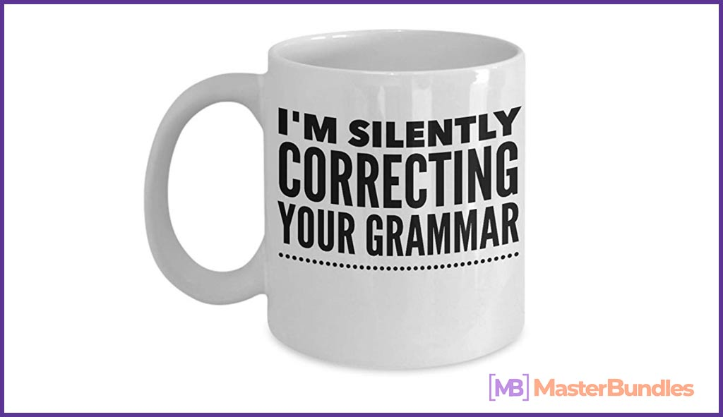 Copy Writer Coffee Mug