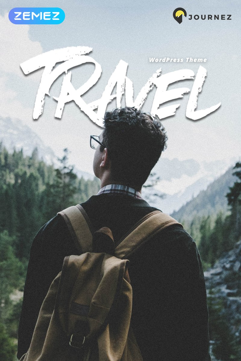 45+ Best WordPress Themes for Travel Blogs 2020: Free and Premium - image1 6
