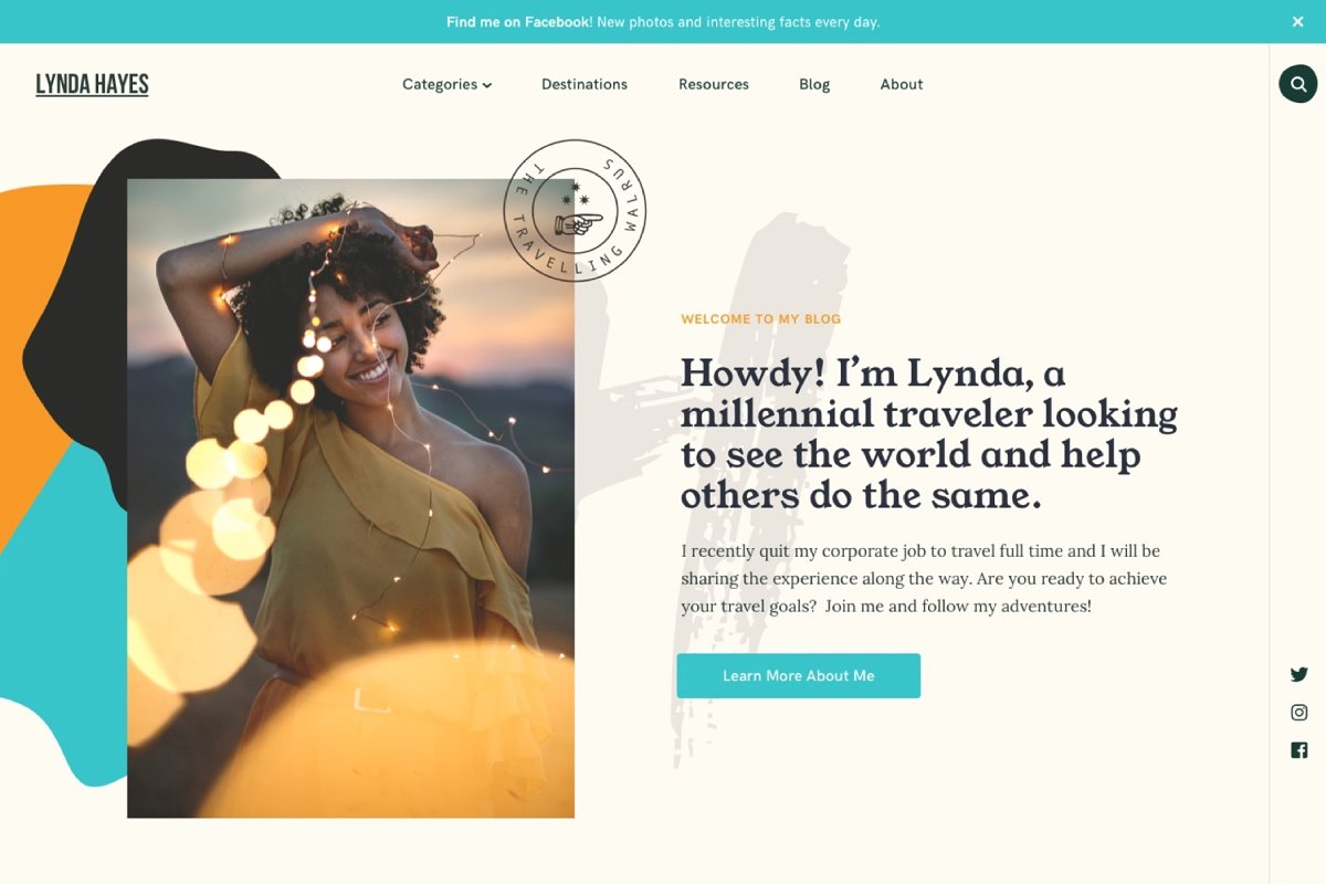45+ Best WordPress Themes for Travel Blogs 2020: Free and Premium - image11 4