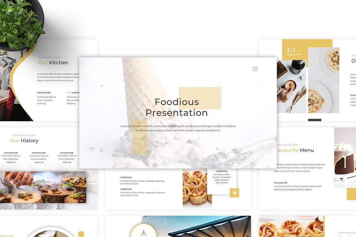 35+ Best PowerPoint Presentation Templates 2020: Free and Paid - image15 2