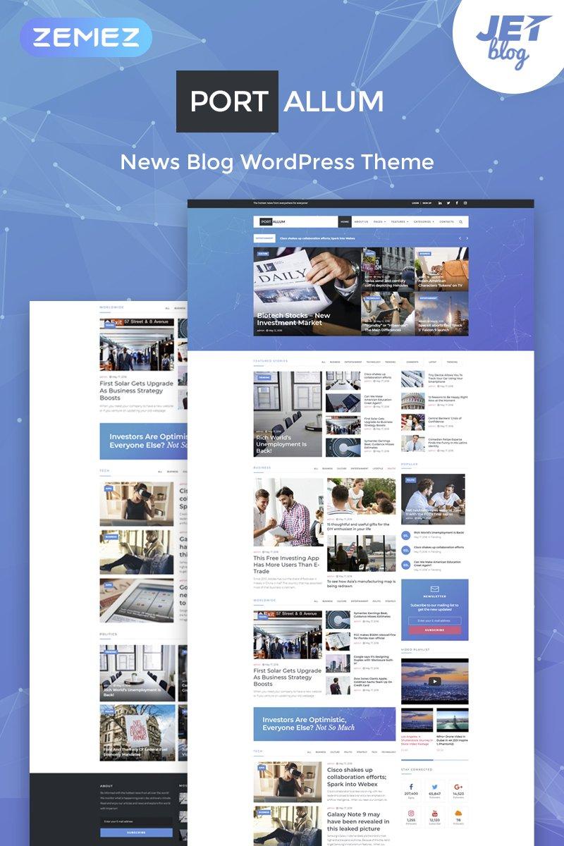 50+ Hottest Personal Blog WordPress Themes 2020: Free & Premium - image15 4