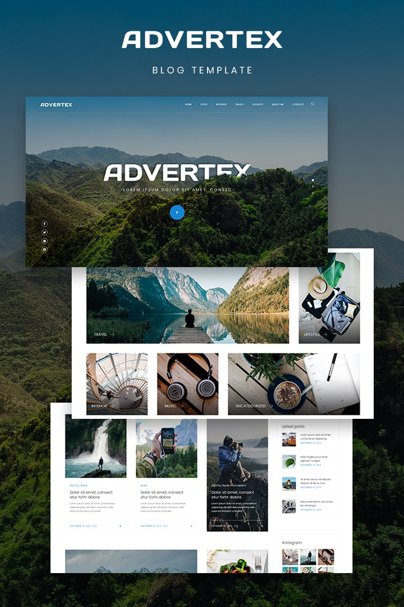 45+ Best WordPress Themes for Travel Blogs 2020: Free and Premium - image15 5