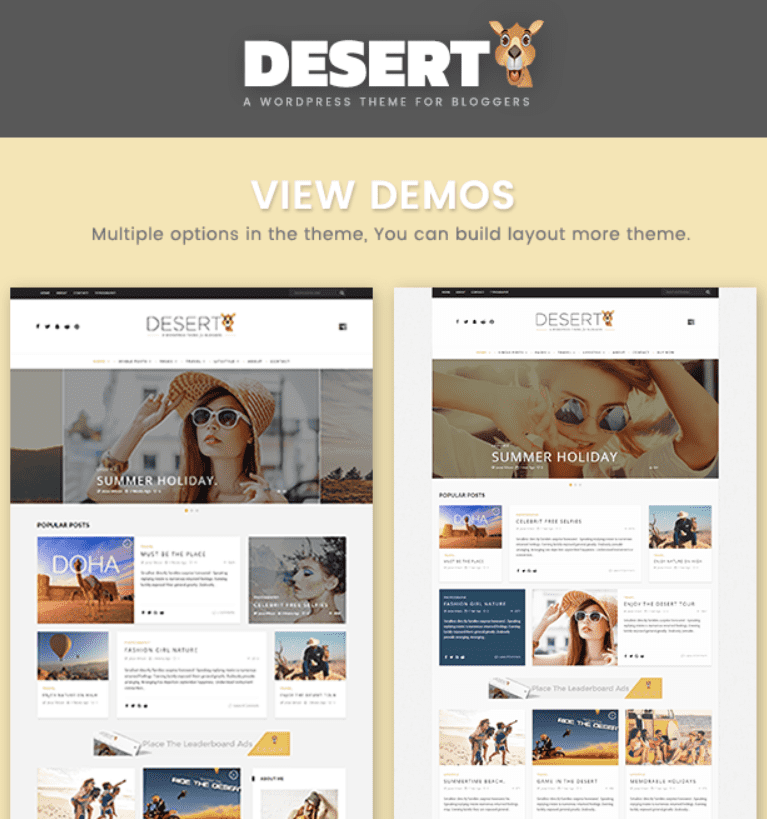 45+ Best WordPress Themes for Travel Blogs 2020: Free and Premium - image19 1