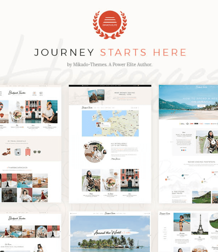 45+ Best WordPress Themes for Travel Blogs 2020: Free and Premium - image20 2