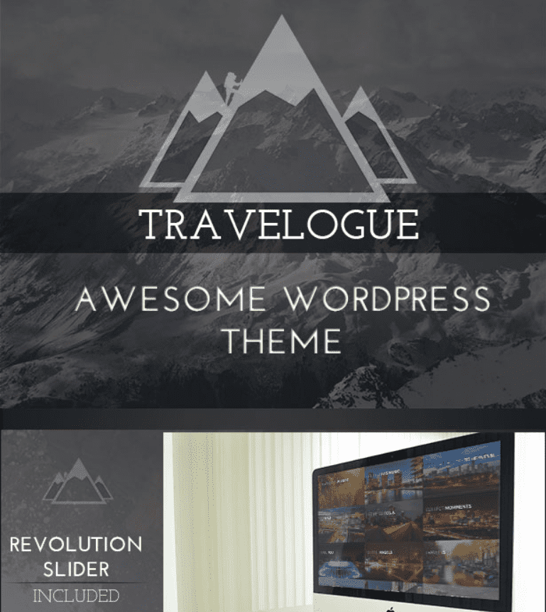 45+ Best WordPress Themes for Travel Blogs 2020: Free and Premium - image4 7