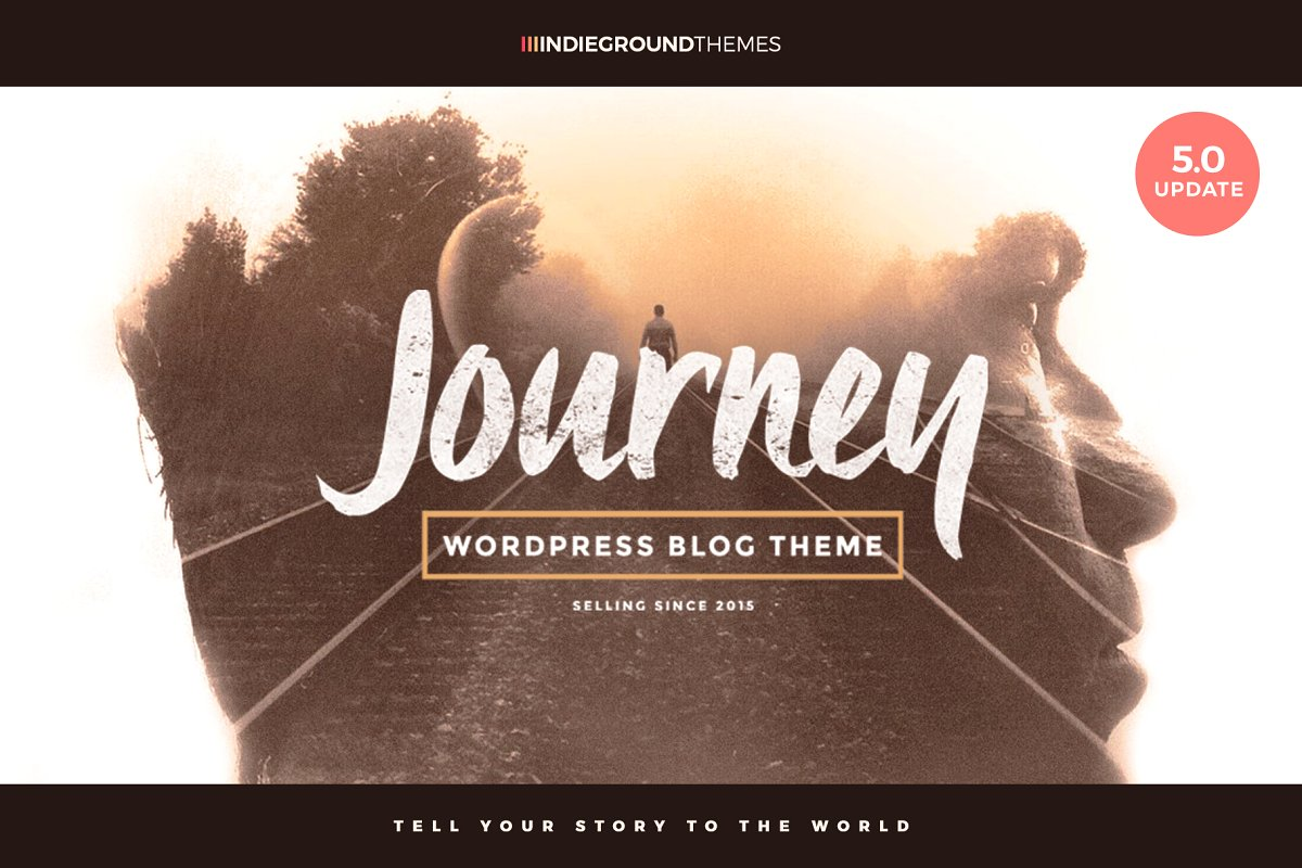 45+ Best WordPress Themes for Travel Blogs 2020: Free and Premium - image5 5