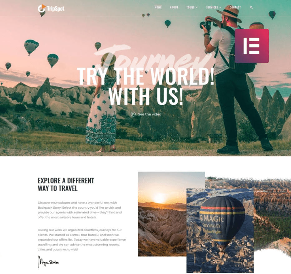 45+ Best WordPress Themes for Travel Blogs 2020: Free and Premium - image6 3