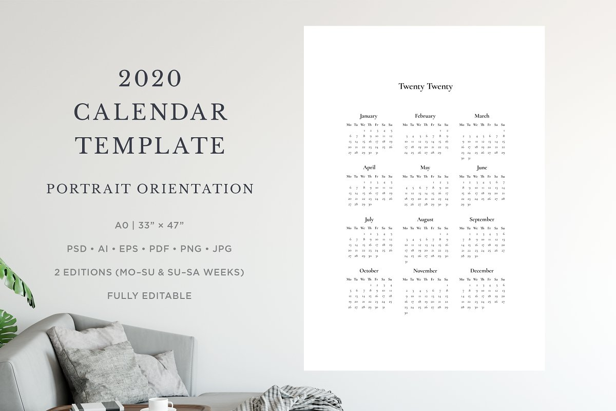 18 Editable Calendar Templates To Keep Track Of Important Dates and Events - image6 5