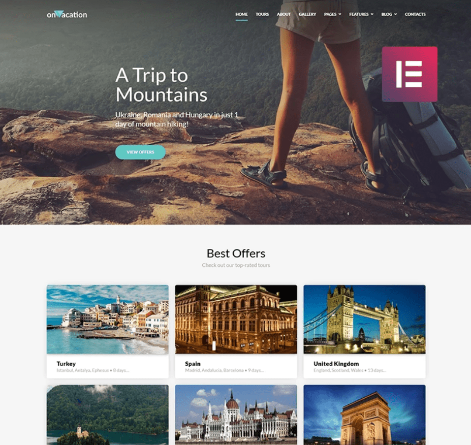 45+ Best WordPress Themes for Travel Blogs 2020: Free and Premium - image7 2