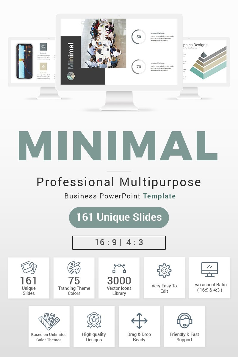 35+ Best PowerPoint Presentation Templates 2020: Free and Paid - image7 3