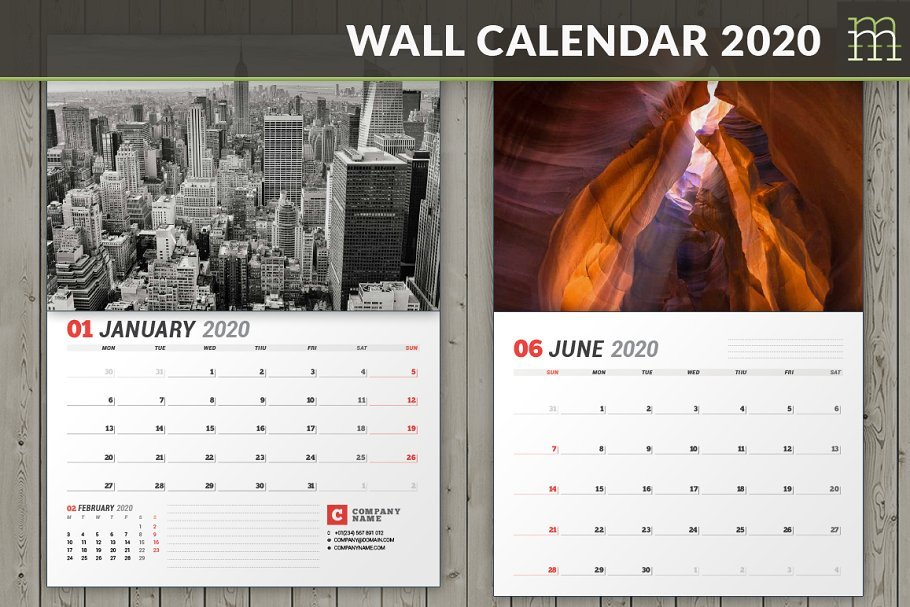 18 Editable Calendar Templates To Keep Track Of Important Dates and Events - image8 6