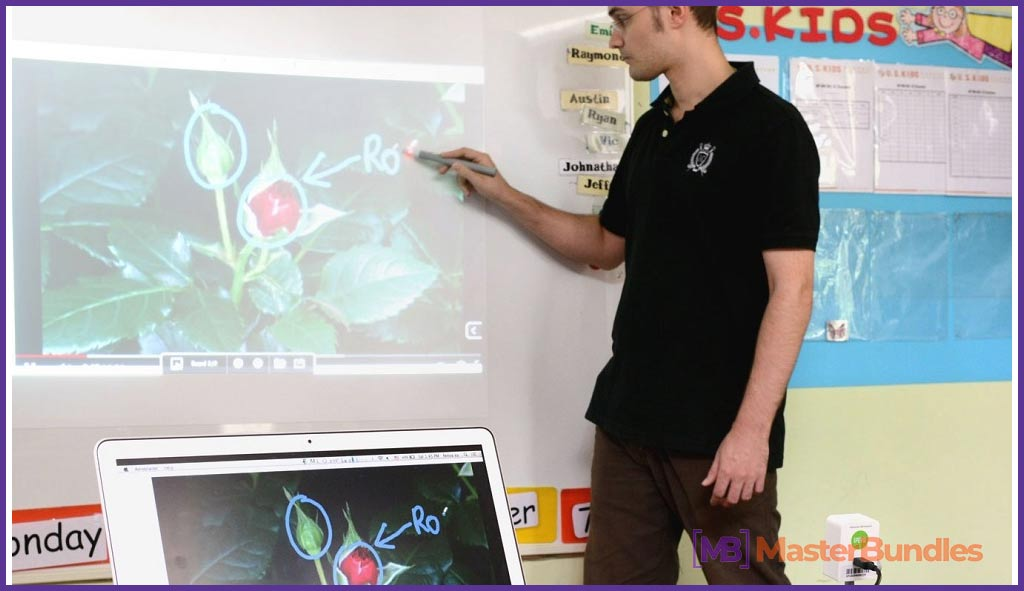 IPEVO IS-01 Portable Interactive Whiteboard System