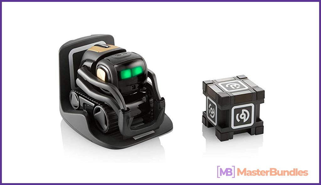 Little Vector robot Valentine's Day 2021 Gifts for Nerds