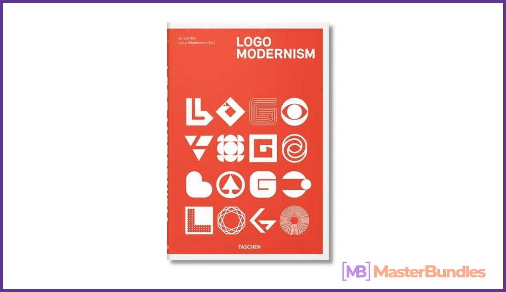 95+ Gifts for Graphic Designers 2020 - logo modernism 30
