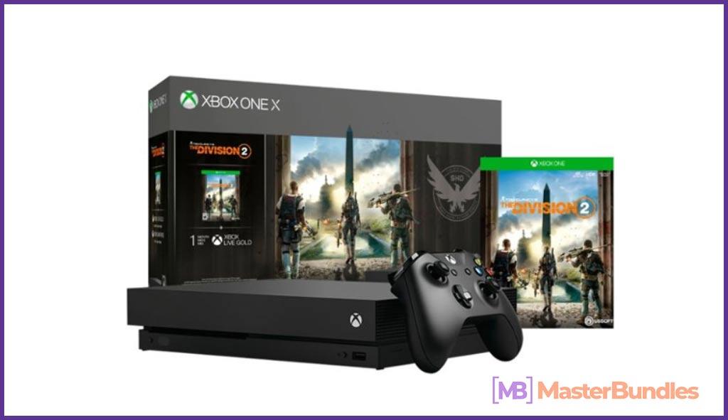 Microsoft - Xbox One X