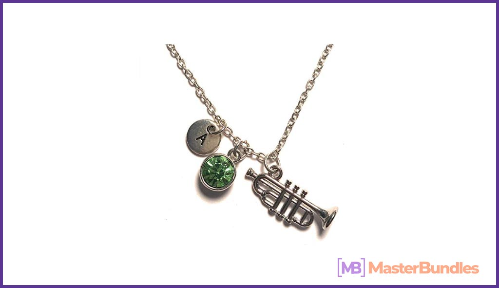 75+ Best Gifts for Musicians & Music Lovers in 2020 - music jewelry 20