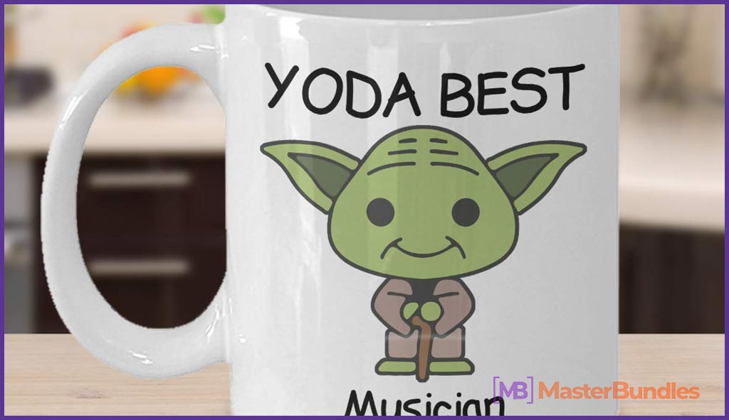 75+ Best Gifts for Musicians & Music Lovers in 2020 - novelty gift mug 8