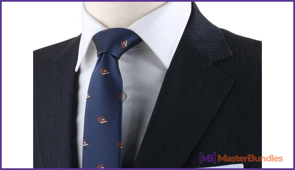 Piano Player Tie. Gifts for Musicians