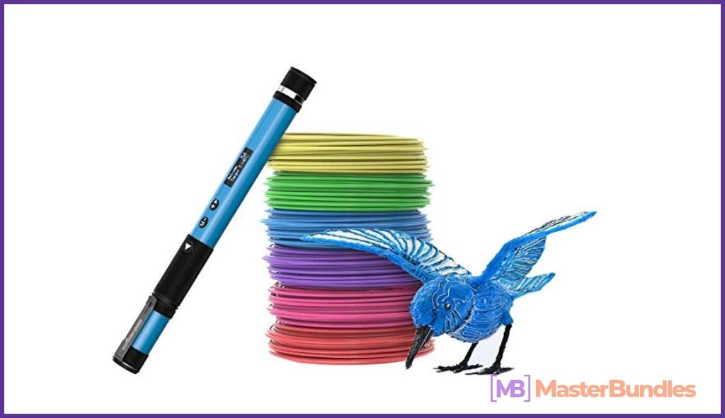 Gifts for Engineers. Scribbler 3D Pen