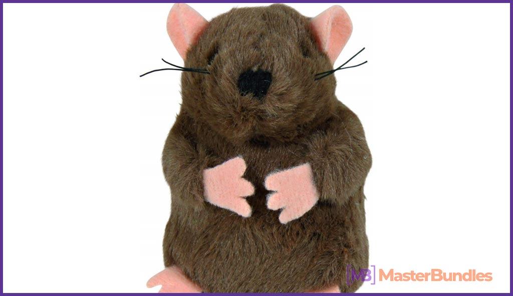 Trixie Toy Plush Mole