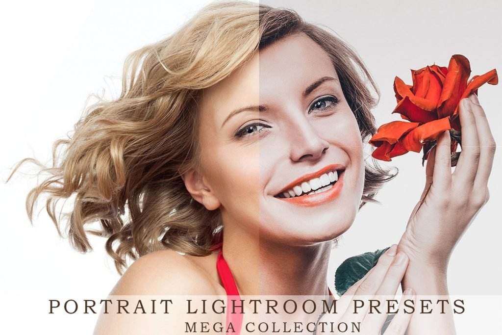 1300 Portrait Lightroom Presets - $16 - 1