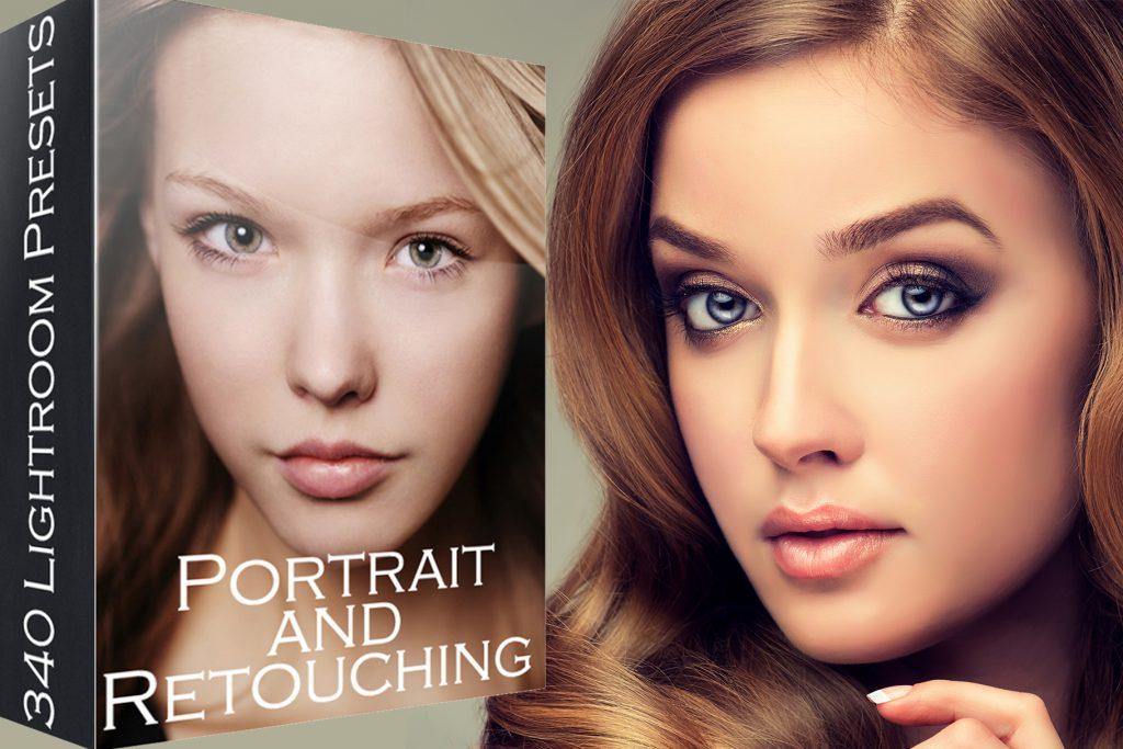 340 Portrait Adobe Lightroom Presets - 1