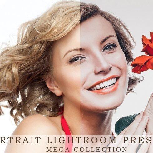 1300 Portrait Lightroom Presets - $16 - 600 490x490