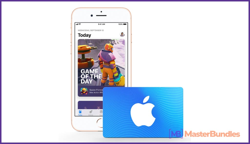 App Store & iTunes Gift Card. Birthday Gifts for Photographers
