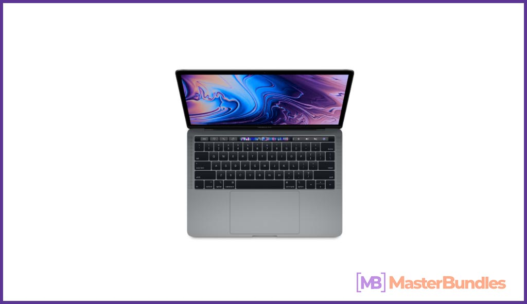 MacBook Pro. Christmas Gifts for Photographers