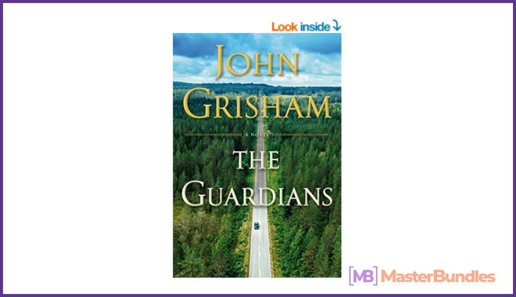The Guardians by John Grisham. Christmas Gifts for a Writer.