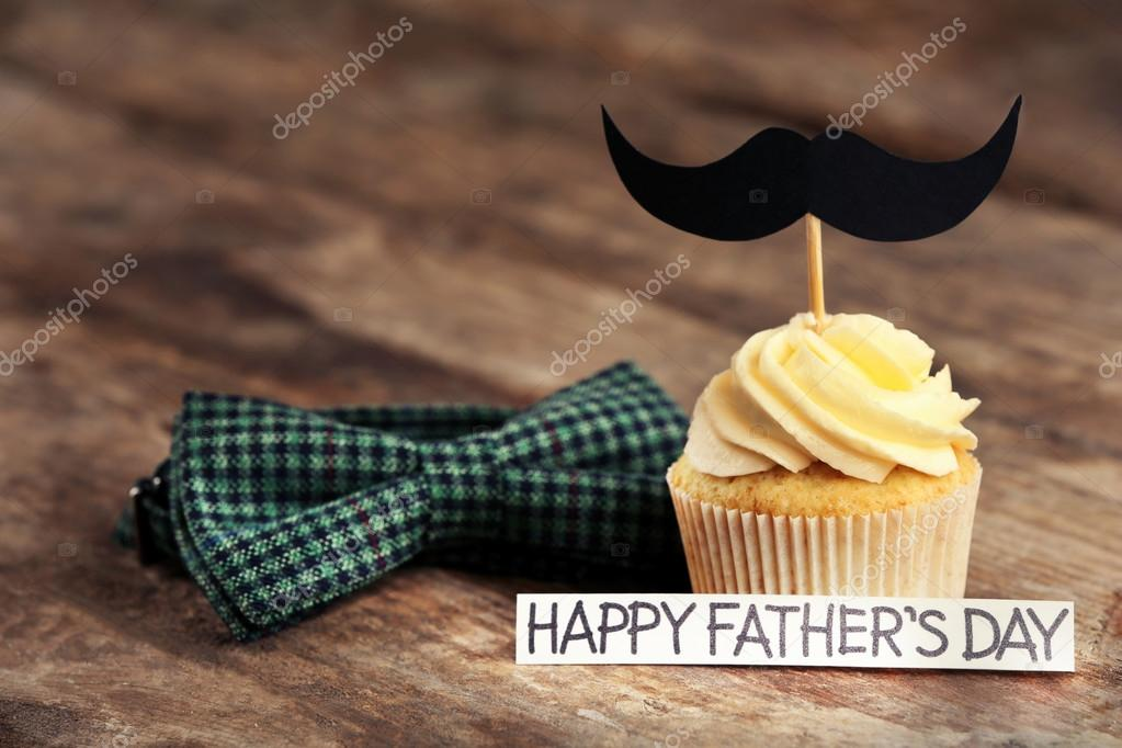 130+ Best Free Happy Fathers Day Graphics 2020: Images, Clipart, Fonts - depositphotos 101668708 stock photo happy fathers day special cupcake